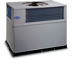 Comfort™ Series Packaged Gas Furnace and Air Conditioner